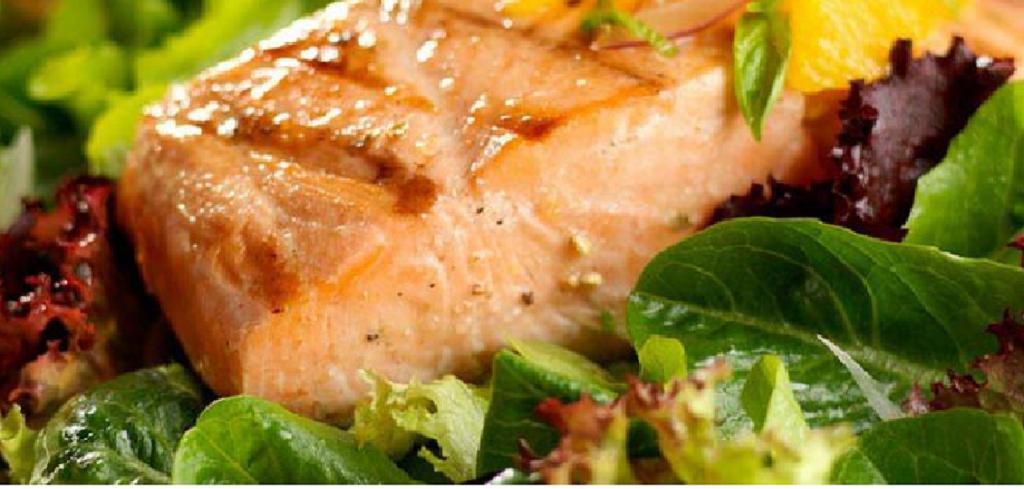 ماهی سالمون رژیمی