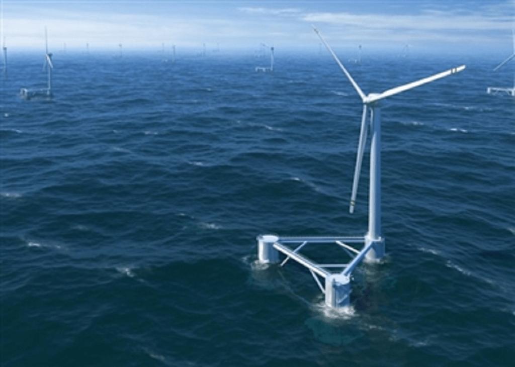 انرژی های دریایی
