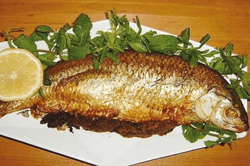 ماهی با سس تمر هندی