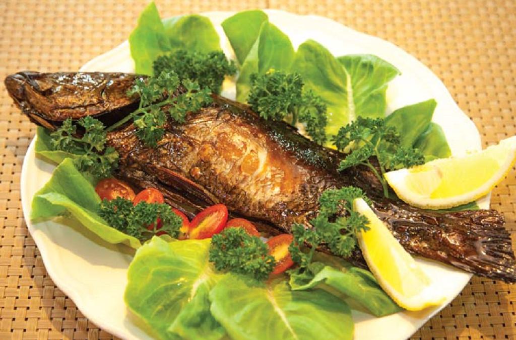 غذا با ماهی، دوقوس ماهی