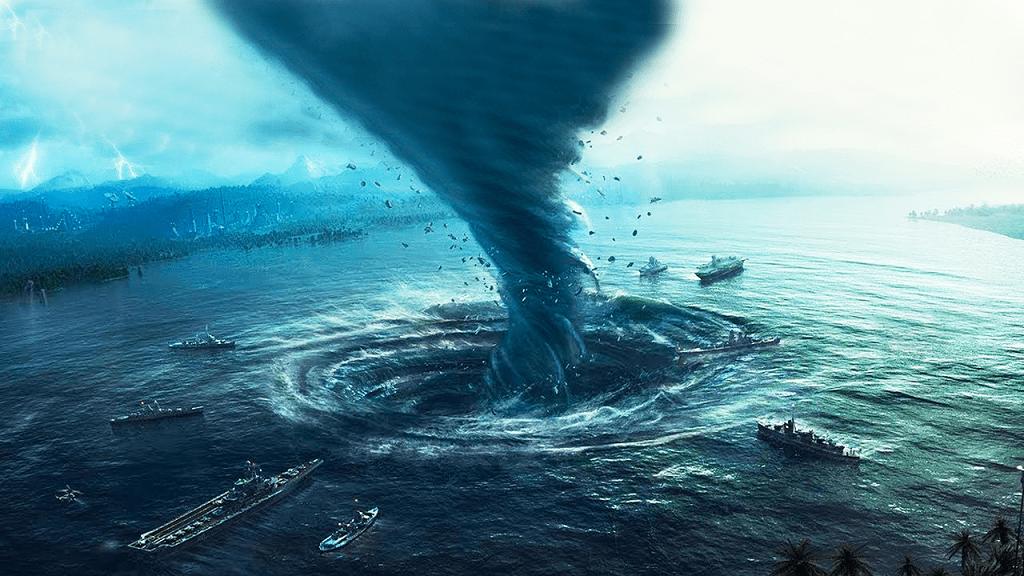 پدیده های عجیب اقیانوسی