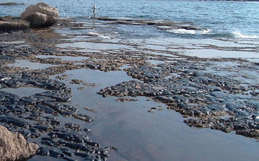 آلودگی نفتی خزر