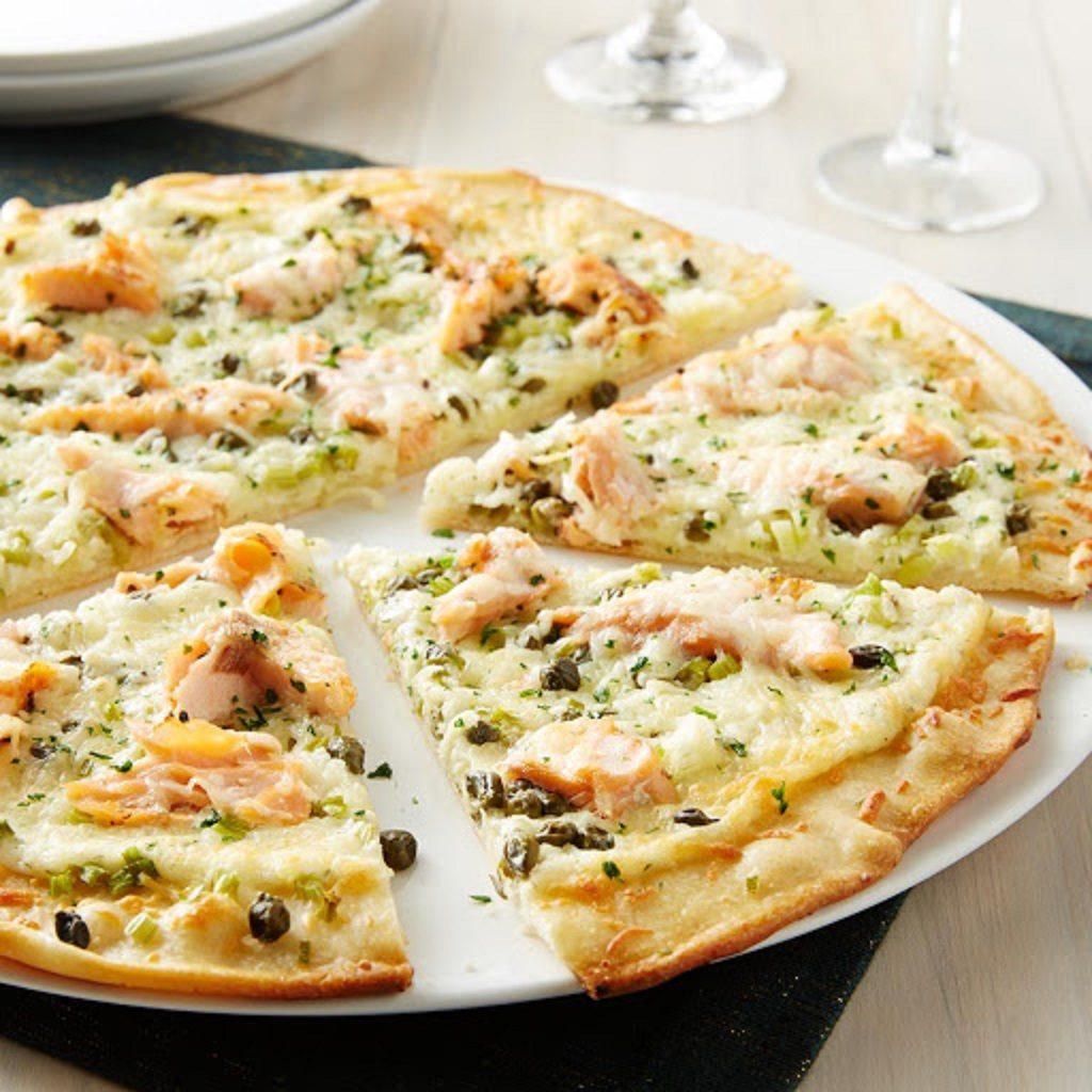 کرونا ویروس و پیتزا ماهی