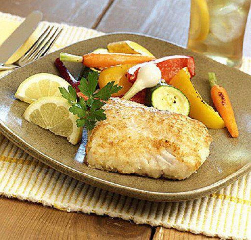 پخت اردک ماهی