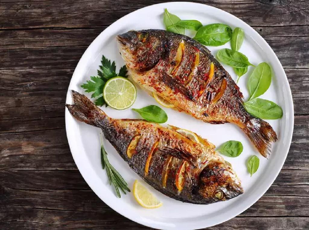 ماهی مفید برای آسم