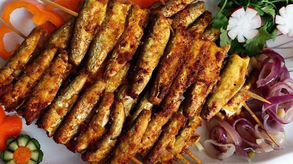 ماهی کیلکا سوخاری