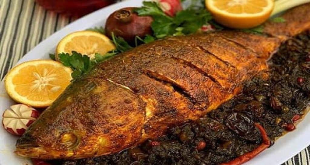 پخت ماهی سفید به روشی عالی