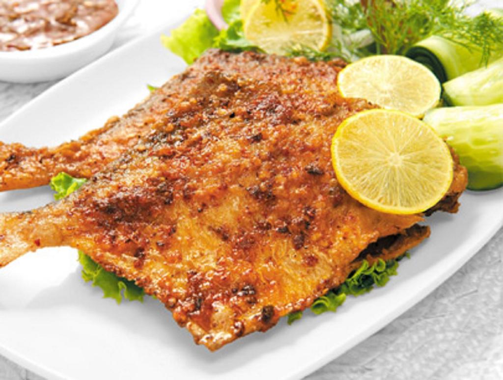 پخت ماهی حلوا سیاه