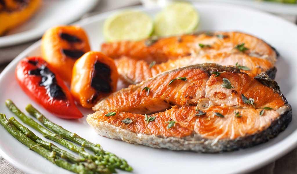 طرز تهیه ماهی سرخ کرده خوشمزه