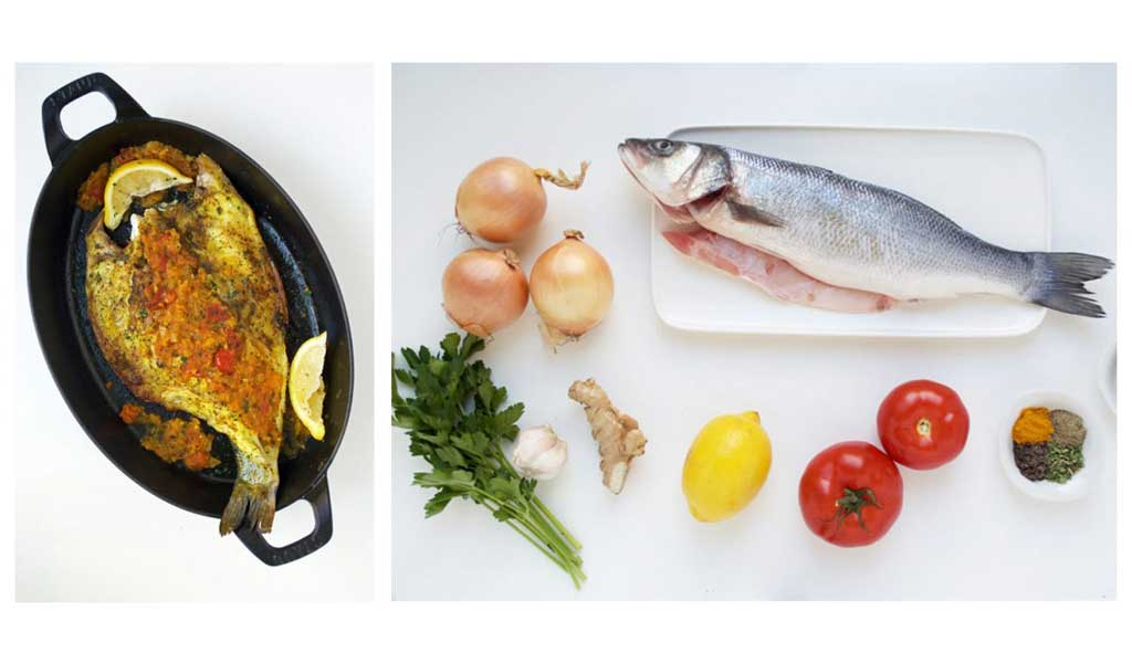 طرز تهیه مسکوف ماهی کپور