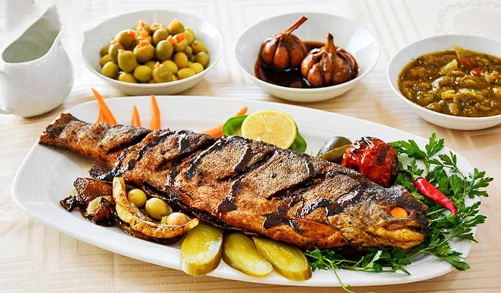 فروش مستقیم ماهی به رستوران های تهران